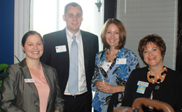 2009 Business Before Hours Event at Homesley & Wingo Law Group PLLC